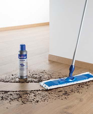 accesorios de limpieza de suelos