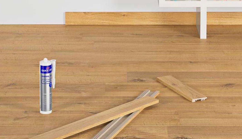 Quick Step Accesorios y mantenimiento suelos de madera