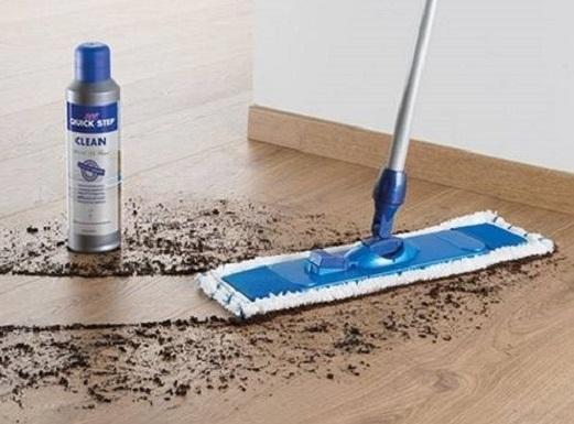 accesorios limpieza suelos de madera