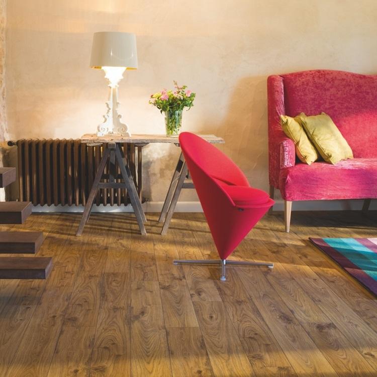 suelo de madera para hogar
