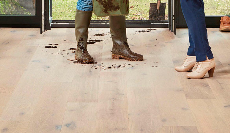 Nueva tecnología Quick Step para mantenimiento de parquet