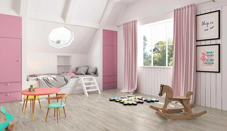 suelo laminado dormitorio niños