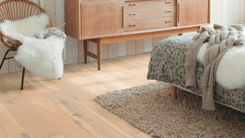 Estilo nórdico para tu hogar con suelos laminados