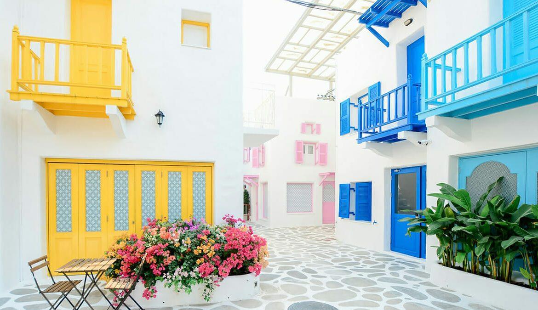 El estilo mediterráneo es tendencia en decoración