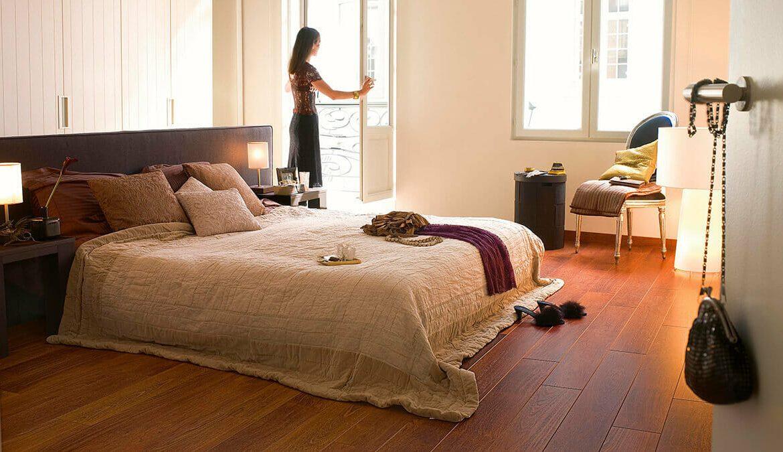 parquet dormitorio quick-step