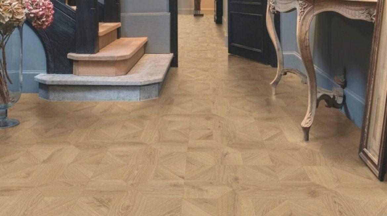 Vuelven los patrones a los suelos de parquet y suelos laminados