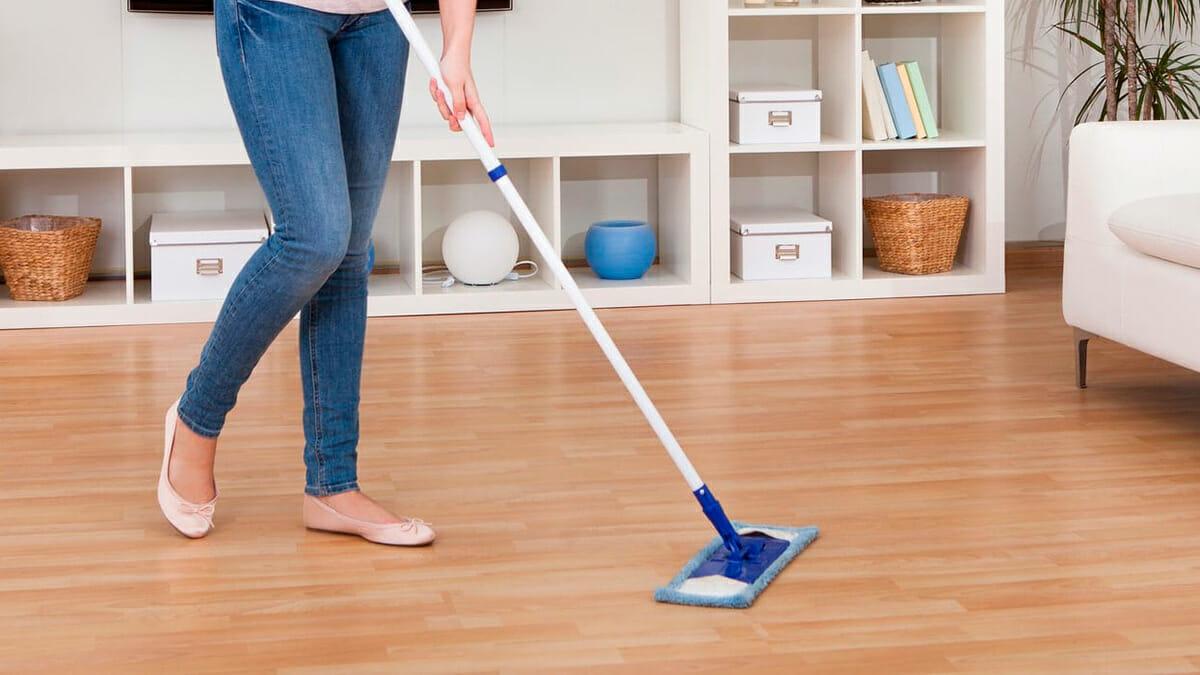 mantenimiento suelos quick step
