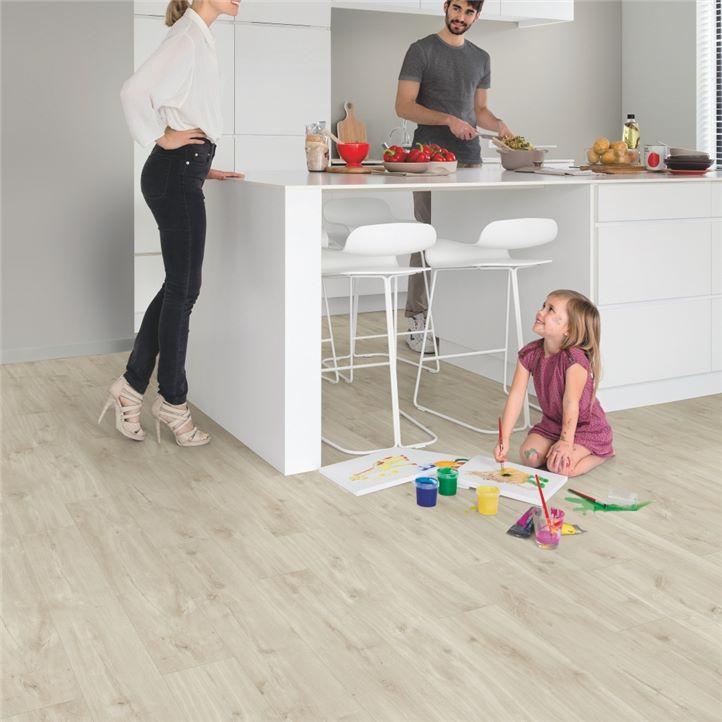 Quick Step VINILO - ALPHA VINYL SMALL PLANKS | AVSP40038