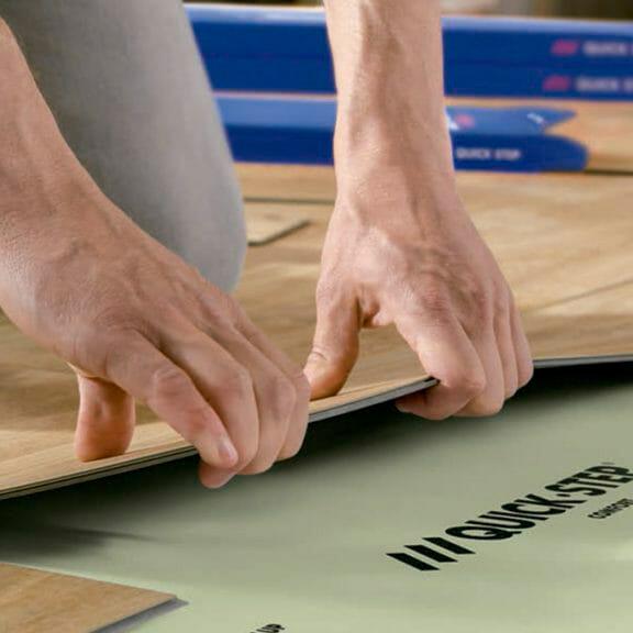 instalar suelos quick step