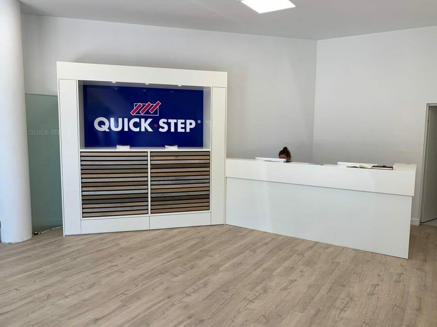 Diamond Store Distribuidor Suelos Laminados Quick Step Barcelona