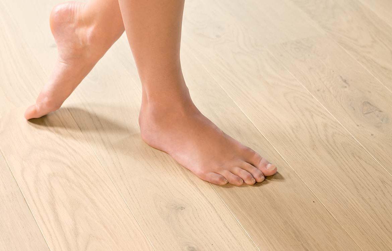 suelos calefacción radiante Quick Step